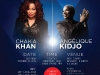 Smooth 98.1 FM The Love Music Love Life Luxury Concert Proudly  Chaka Khan and Angelique Kidjo